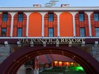 Хотел Виа Понтика Резорт,Хотели в Поморие